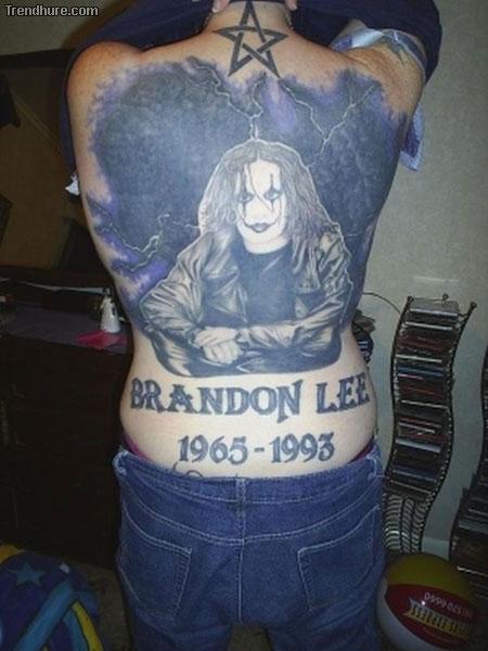 Bad taste tattoo