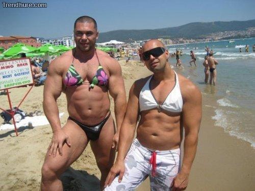 Tag am Strand