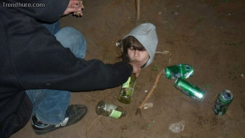 Gesichter des Alkohols #7