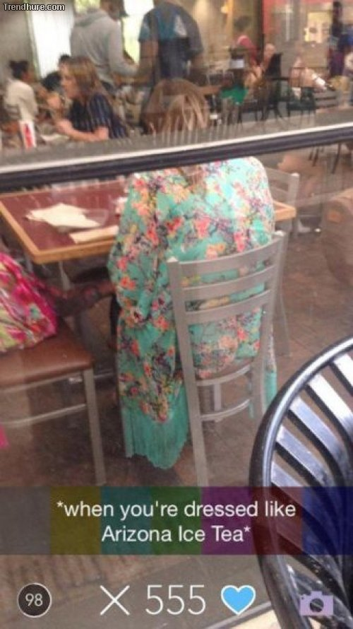 Manche nennen es Mode... #3