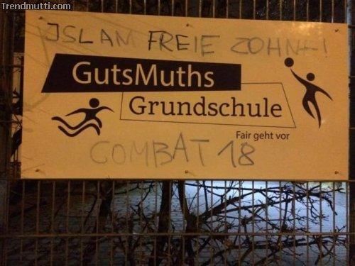 Nazis und Rechtschreibung