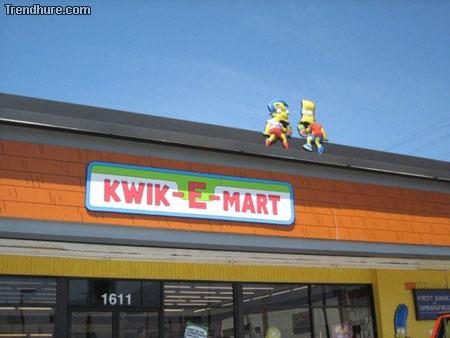 Kwik-E Mart