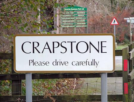 Dumme Ortsnamen