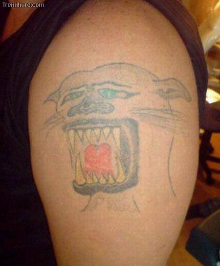 Failed Tattoos
