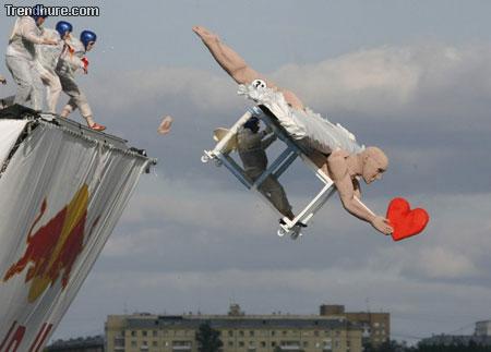 Red Bull Flugtag 2009