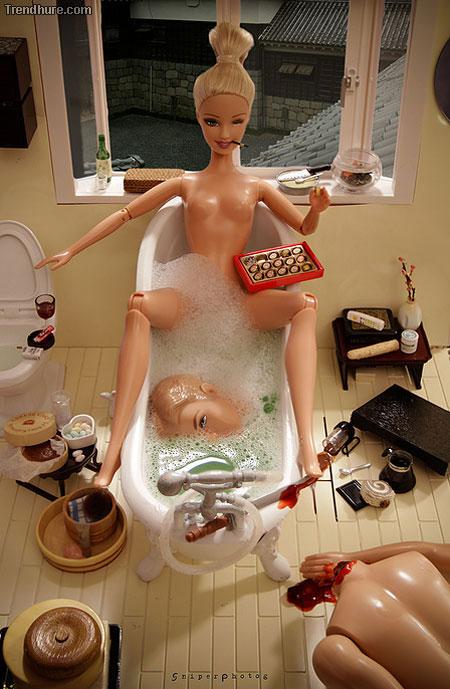 Barbie dunkle Seite