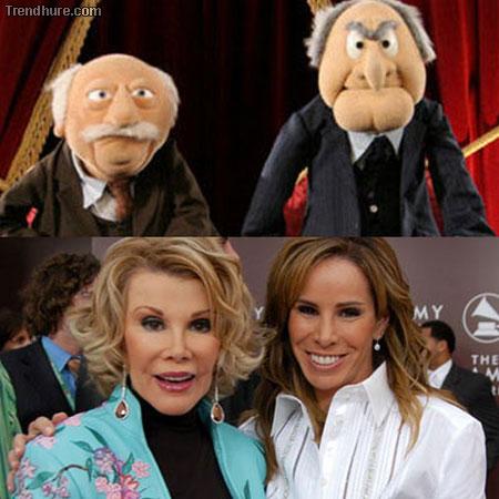 Celebrities Muppet