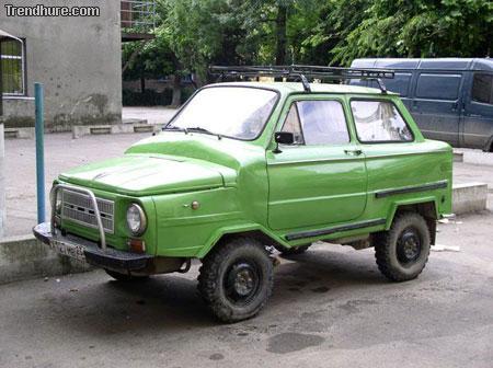 russisches Auto
