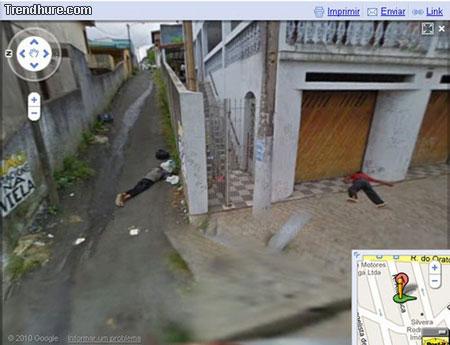 Google Street View Kurios