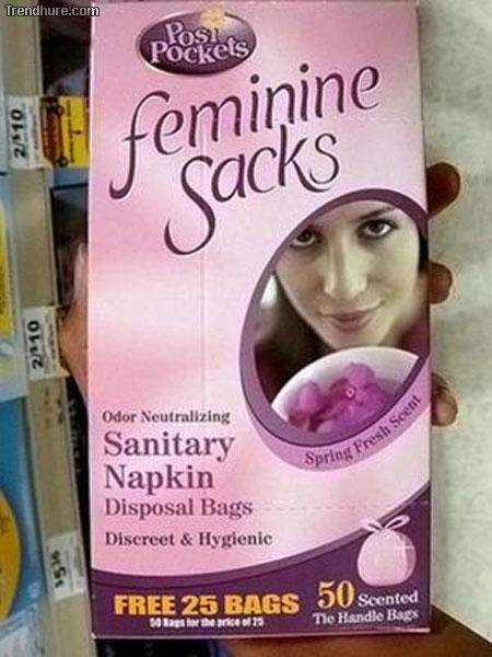 Komische Produktnamen