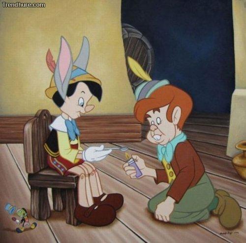 Disney mal anders