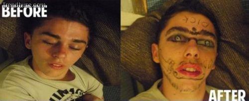 Gesichter des Alkohols #3