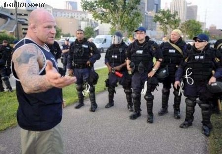 Polizeifotos