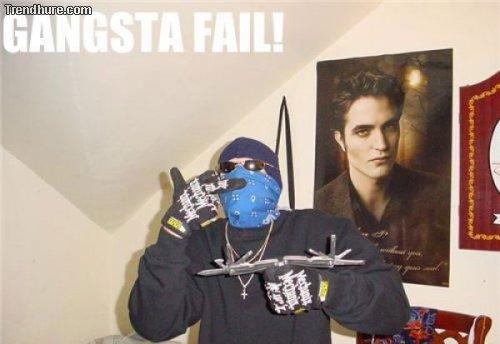 Gangster-Fails