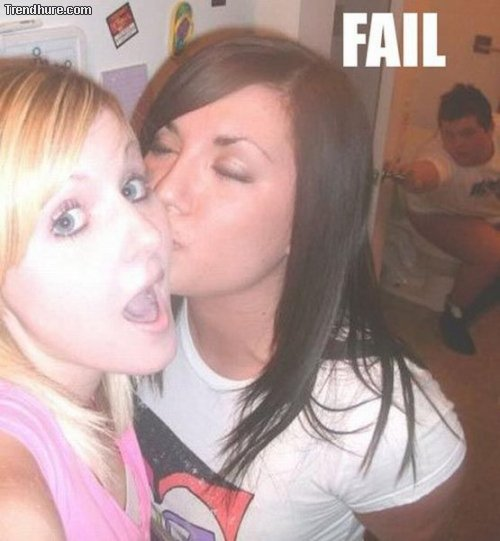 Girls Selbstportrait-Fails