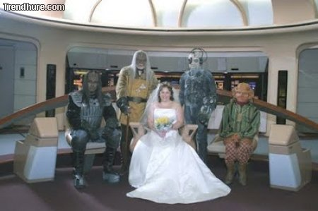 Nerd Weddings
