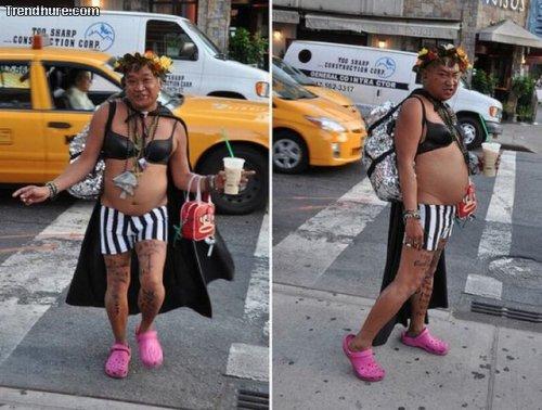 Nur in New York