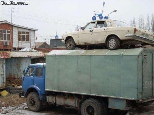 Nur in Russland... #2