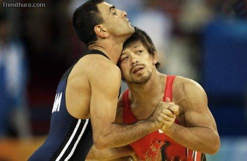 Sport oder schon Sex?