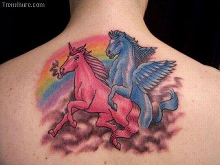 Kuriose Tattoos