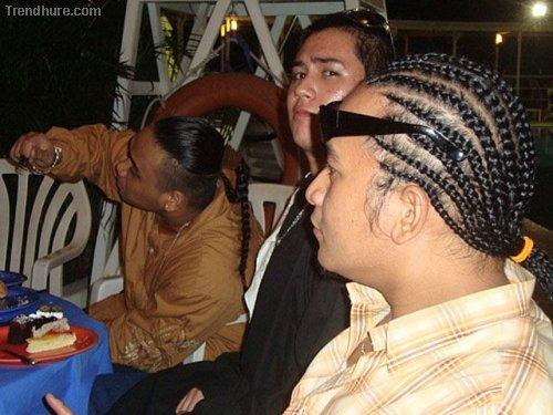 Frisuren in Asien