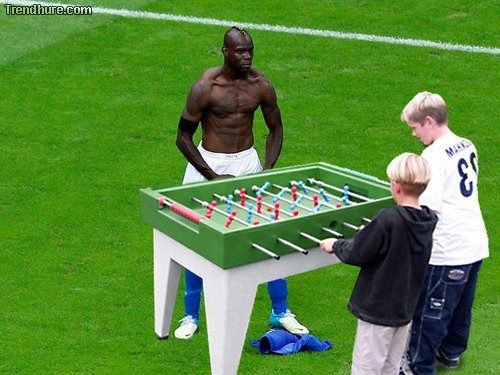 Mario Balotelli-Memes