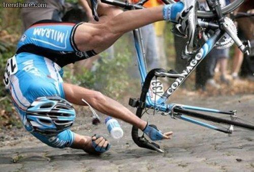 Fahrrad-Fails
