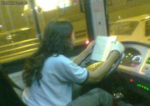 Darum kein Bus fahren