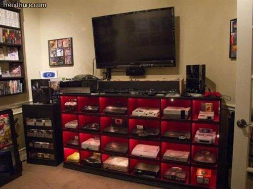Gamer-Zimmer