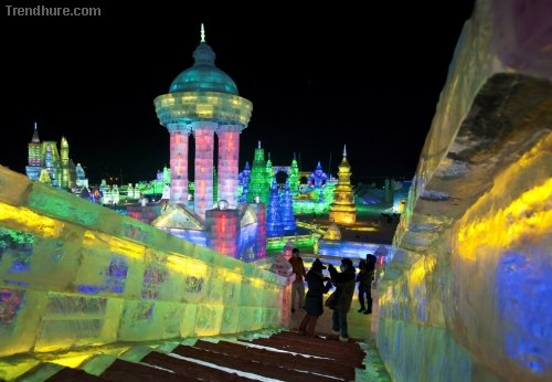 Ice and Snow-Festival