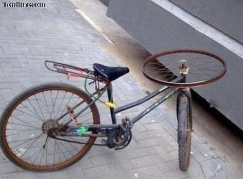 Kuriose Reparaturen