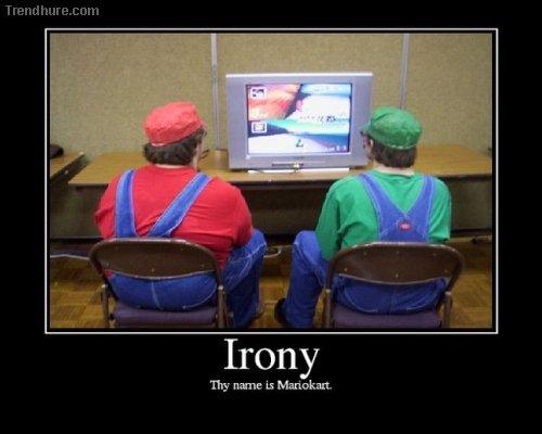 Ironie
