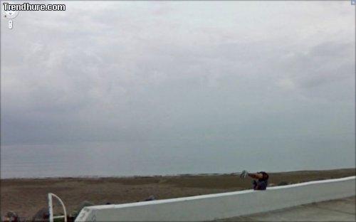 Kuriose Google Street View-Fotos #2