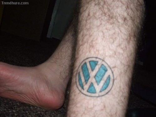 Volkswagen-Tattoos
