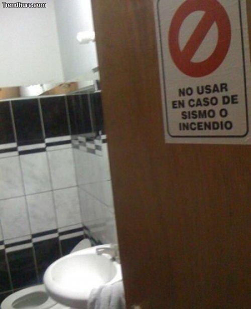 Meanwhile in Peru...