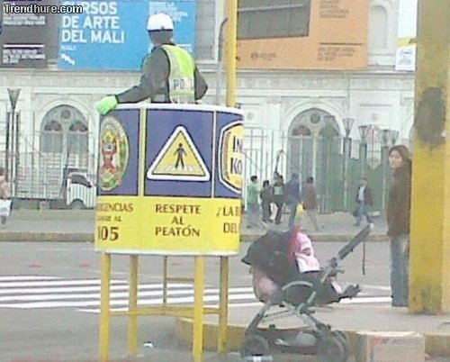 Meanwhile in Peru...