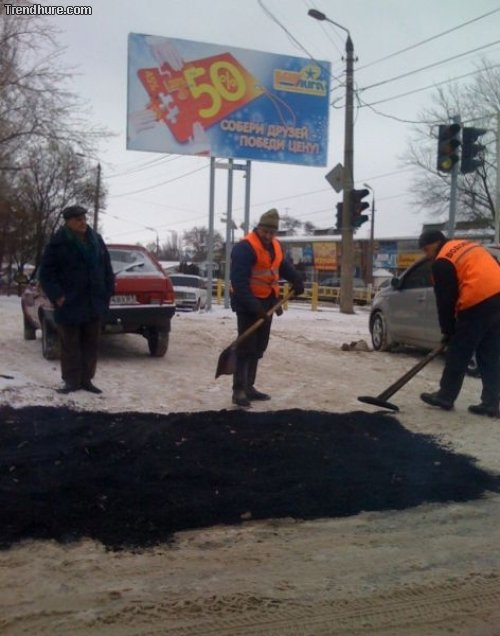 Meanwhile in Russia #4