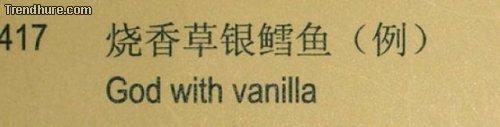 Nur in China...