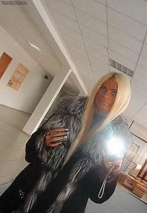 Russische Girls in sozialen Netzwerken #2