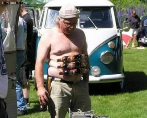 Sixpacks mal anders