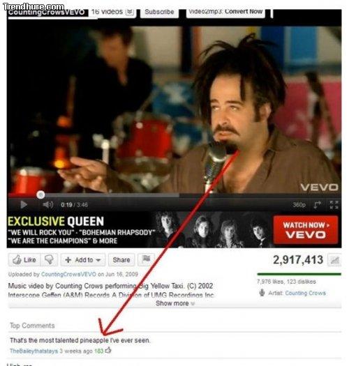 YouTube-Kommentare