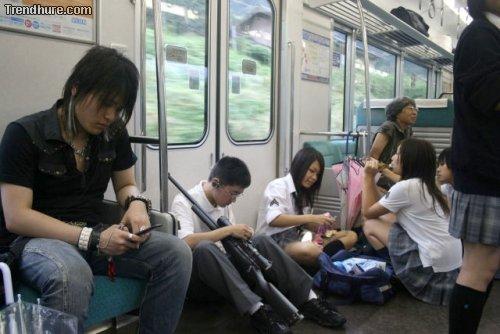 Öffentliche Verkehrsmittel #2