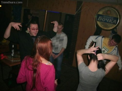 Party Hard in Russland