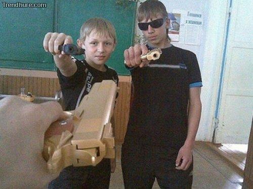 Russische Fotos auf Social Networks