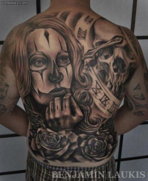 Geniale Tattoos