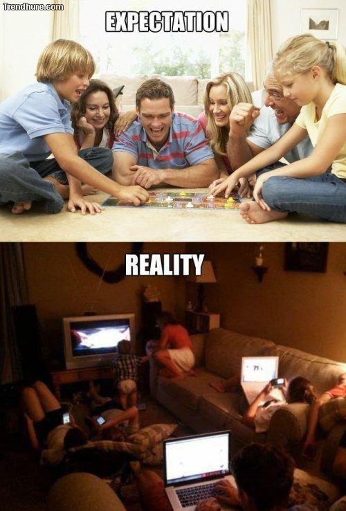Vorstellung vs Realität #4