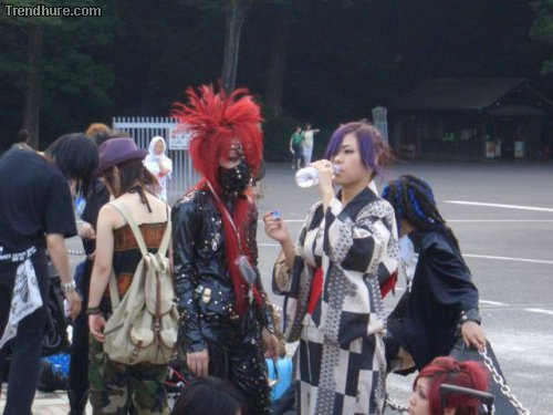 Nur in Japan #5