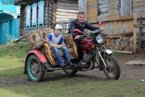 Nur in Russland
