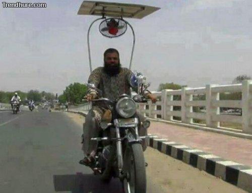 Nur in Indien