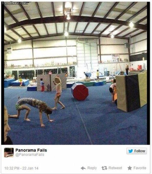 Panorama-Fails